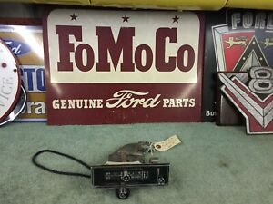 1963 Ford Galaxie Heater Control (excellent used)