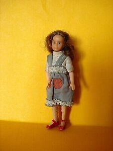 VINTAGE DOLLS HOUSE - 1970s LUNDBY LINDA 1244 GIRL/DAUGHTER DOLL