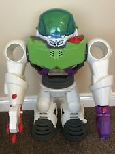Imaginext Toy Story Buzz Lightyear Robot Playset