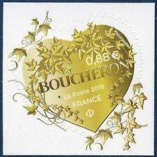 TIMBRE FRANCE AUTOADHESIF 2019 N° 1670 NEUF** St Valentin - Coeur de Boucheron