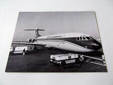 Postcard (BC41) - British Caledonian VC-10 G-ASIX at Gatwick