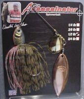 "20ct WATERMELON 3.5/"" LifeLike GOBIES Bass Fishing Lures Walleye Baits Jigs Goby"