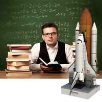 1: 150 DIY Space Shuttle Paper Model Glossy Coated Model For Kids Paper Adu B0U4