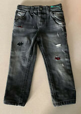 Genuine Kids By Oshkosh Toddler Boys Skinny Jeans Black...