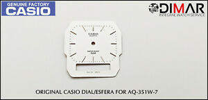 Replacement Vintage Original Sphere / Dial Casio For AQ-351W-7