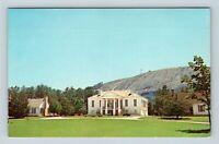 Stone Mountain GA, Stone Mountain Plantation, Chrome Georgia c1968 Postcard