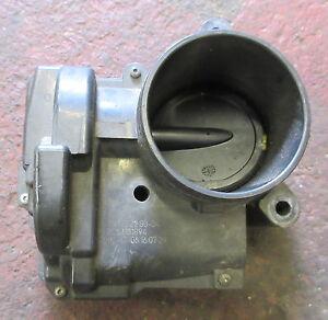 Genuine Used MINI Throttle Body for Petrol R56 R55 R57 R58 R59 R60 - 7557222