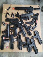 Umarex Broken Returns 416 Airsoft Rifle & Parts of AEGS Auction #20F