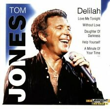 Tom Jones Delilah (Laserlight)  [CD]