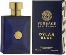 Versace Dylan Blue Pour Homme perfumed Deodorant 100 ml FREE SHIPPING