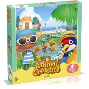 Nintendo Animal Crossing Puzzle 500 Piece