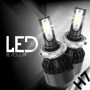 H7 38800LM 388W LED Headlight Kit Low Beam High Power 6500K White Bulb CANBUS