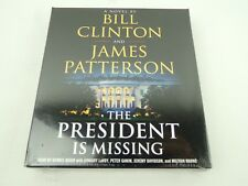 The President Is Missing by Bill Clinton and James Patterson Audio CD ABRIDGED