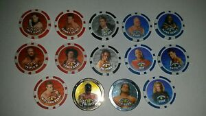 WWE  Poker Chips