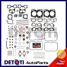 Head Gasket Set Fix Kit Bolts For 04-11 Subaru Saab 2.5L H4 Engine Code EJ25 MLS