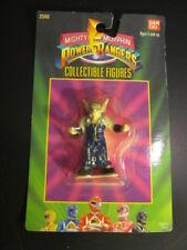 Vintage Mighty Morphin Power Rangers Collectible Figurine Alien- New