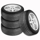 4 Goodyear Eagle RS-A RSA 205/55R16 89H All Season Traction Performance Tires