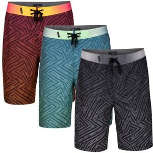 "Hurley Men's Crosswinds 21"" Boardshorts"