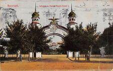 B78073 intrarea in parcul regele carol I    bucuresti    romania