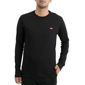 Levi's Men's T-Shirt Cotton Original Hm Longsleeve Casual Fashion 72848-0009 New