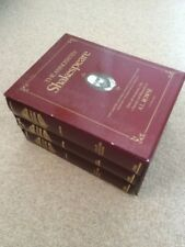 A L Rowse THE ANNOTATED SHAKESPEARE 3 vols box set 1979 Orbis illustrated w/Intr
