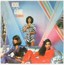 Celebrate   Kool And The Gang  Vinyl Record