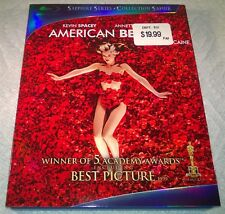 American Beauty (2010, Canada) Sapphire Series Collection Slipcover Only