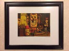 Hey Howdy Hey! Woody Toy Story 2 Print Disney / Pixar Framed approx 17 x 14