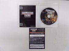 PlayStation3 -- FRONT MISSION: EVOLVED -- PS3. JAPAN GAME. Works fully!! 56421