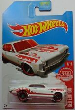 2017 Hot Wheels RED EDITION 8/12 '68 Chevy Nova (Target Exclusive)
