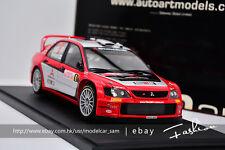 AutoArt 1:18 Mitsubishi EVO9 Lancer WRC05  (WRC Rally Car)
