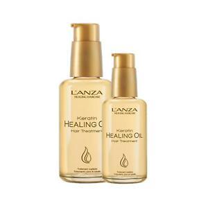 L'Anza Keratin Healing Oil Treatment 100ml + 50ml travel buddie