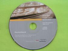 CD NAVIGATION SOFTWARE EX DEUTSCHLAND 2012 AUDI BNS 5.0 A2 A3 A4 A6 TT TOP 8E0