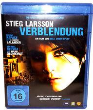 Blu-ray Disc  Stieg Larsson Verblendung (2010)  FSK16