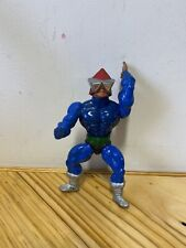 1983 He-man Masters Of The Universe Mekaneck Action Figure Toy Missing A Hand