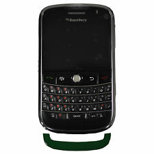 New Blackberry Bold 9000 1GB Customised Dark Green Back Factory Unlocked 3G OEM