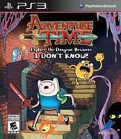 Adventure Time: Explore the Dungeon Because I Don't Know - Playstation 3 Game