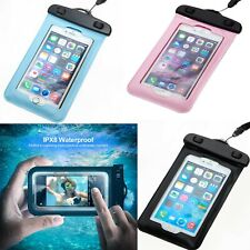 Waterproof phone Case cover Touch responsive dry bag Pouch for Realme Phones