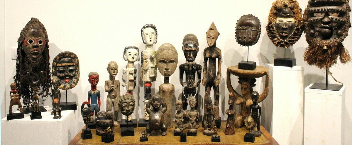 Collectionneur d'Afrique