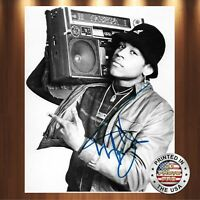 LL Cool J Autographed Signed 8x10 Photo REPRINT