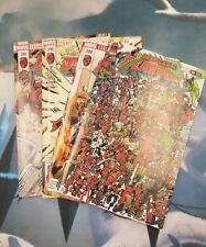 Marvel Despicable Dead pool Lot #298, #299, #300 and variant!!!!!