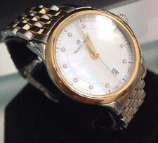 Donna Autentico Maurice Lacroix Les Classiques Diamond Swiss Mocio GOLD LC1113