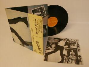 70s Pop Rock DAVID BOWIE lodger Original 1979 UK Vinyl LP + Insert N Mint