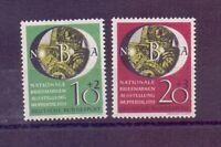 Bund 1951 - MiNr. 141/142 postfrisch** geprüft - Michel 90,00 € (309)