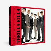 VAV Thrilla Killa 4th Mini Album CD+Photobook+Photocard+Etc+Tracking Number