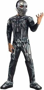 Kids Child Ultron Costume - Marvel Avengers , Age Of Ultron Small Age 3 to 4
