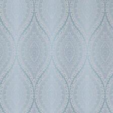GRANDECO KISMET TEAL GLITTER DAMASK LUXURY DESIGNER FEATURE WALLPAPER A17702