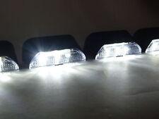6 x LED Solar-Zaunleuchten Treppenleuchte Pan Gartenleuchte Solarlampe