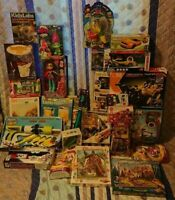 WHOLESALE / JOBLOT OF KIDS CHILDRENS TOYS,GAMES, etc. MIXED ITEMS RESALE STOCK