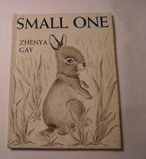 Small One, Zhenya Gay, 1958, 6th Printing, Viking Press